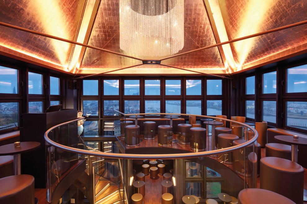 Hotel Hafen Hamburg - Tower Bar