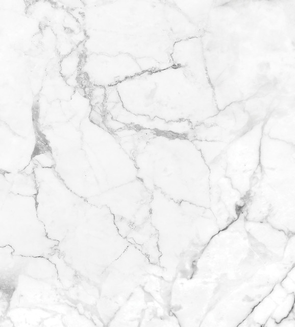 White Marble Wall Art Wallpaper Peel And Stick