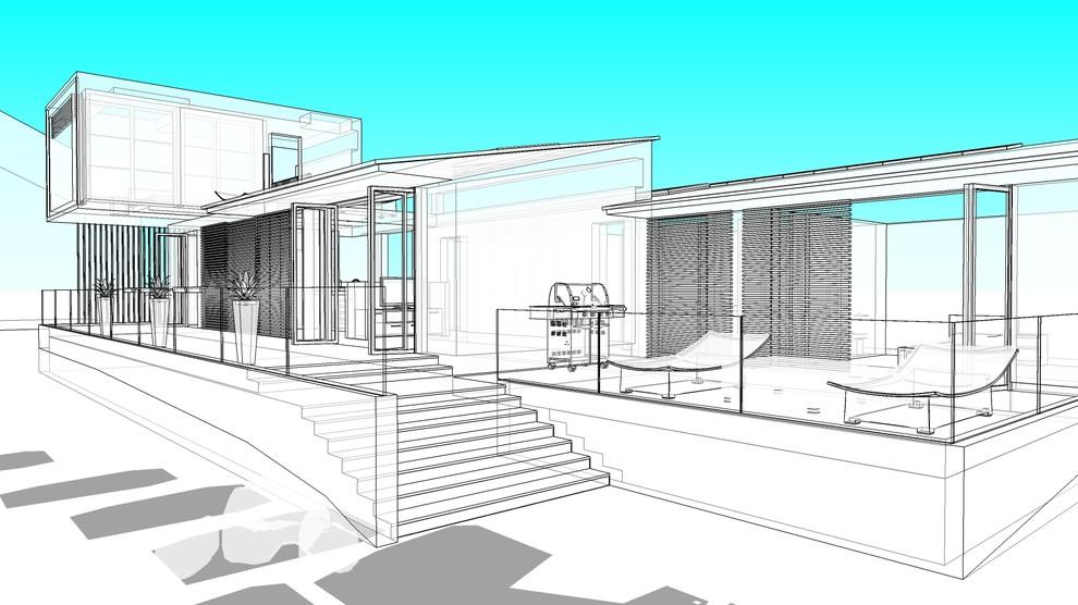 3D-Modell als Grundlage für die Visualisierung