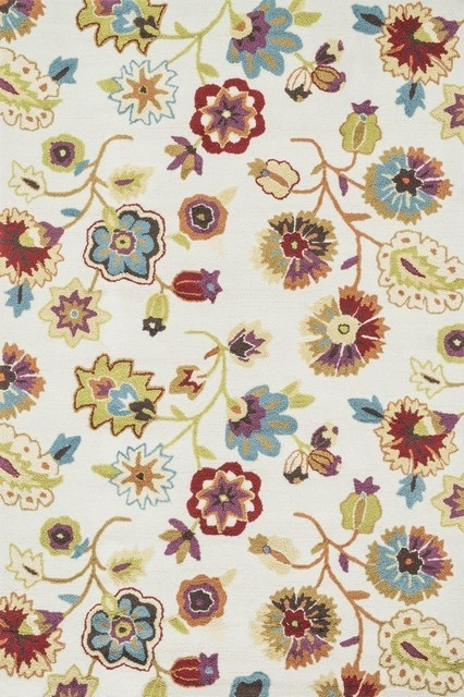 Loloi Juliana Collection Rug Ivory And