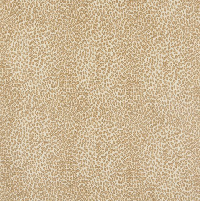 E401 Cheetah Animal Print Microfiber Fabric