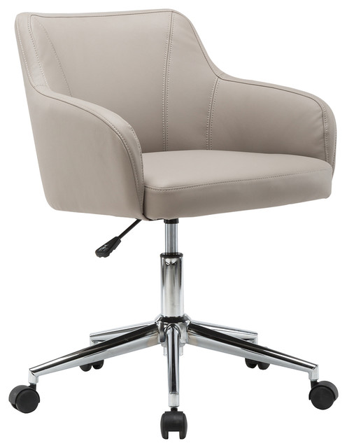 Techni Mobili Comfy And Classy Home Office Chair.