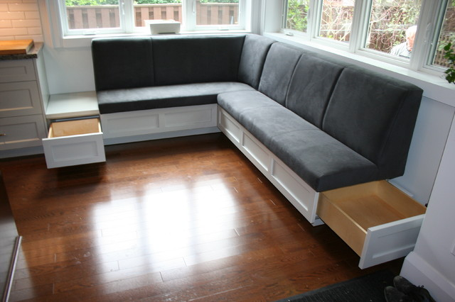 Kitchen Corner Bench - Modern - Toronto - by Ideal Sofa