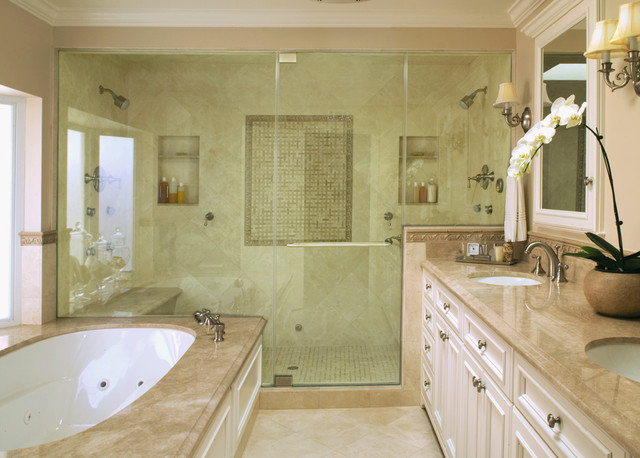 Traditional Master Bathroom Traditional Bathroom Los Angeles By Arch Interiors Design