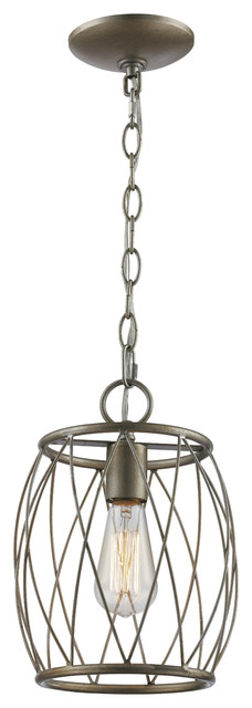 1-Light Mini Pendant Industrial pendant light