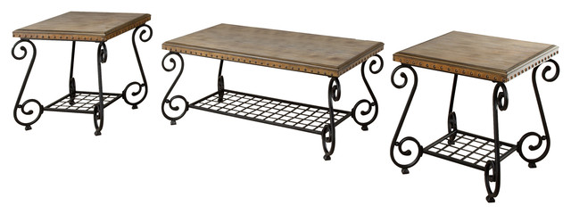 Mira Occasional Tables, 3-Piece Set.