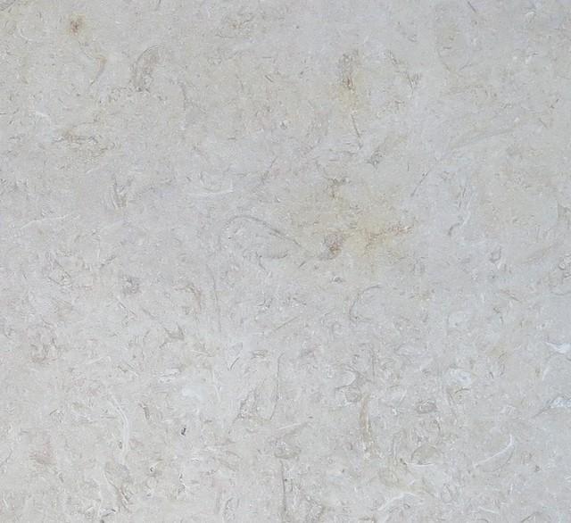 Jerum Gray Gold Limestone Tiles Chiseled Brushed Finish Sample