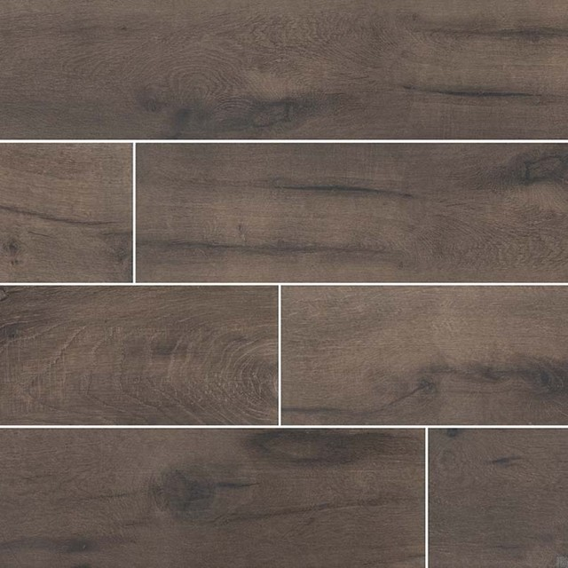 Cottage Wenge 8x48 Matte Wood Look