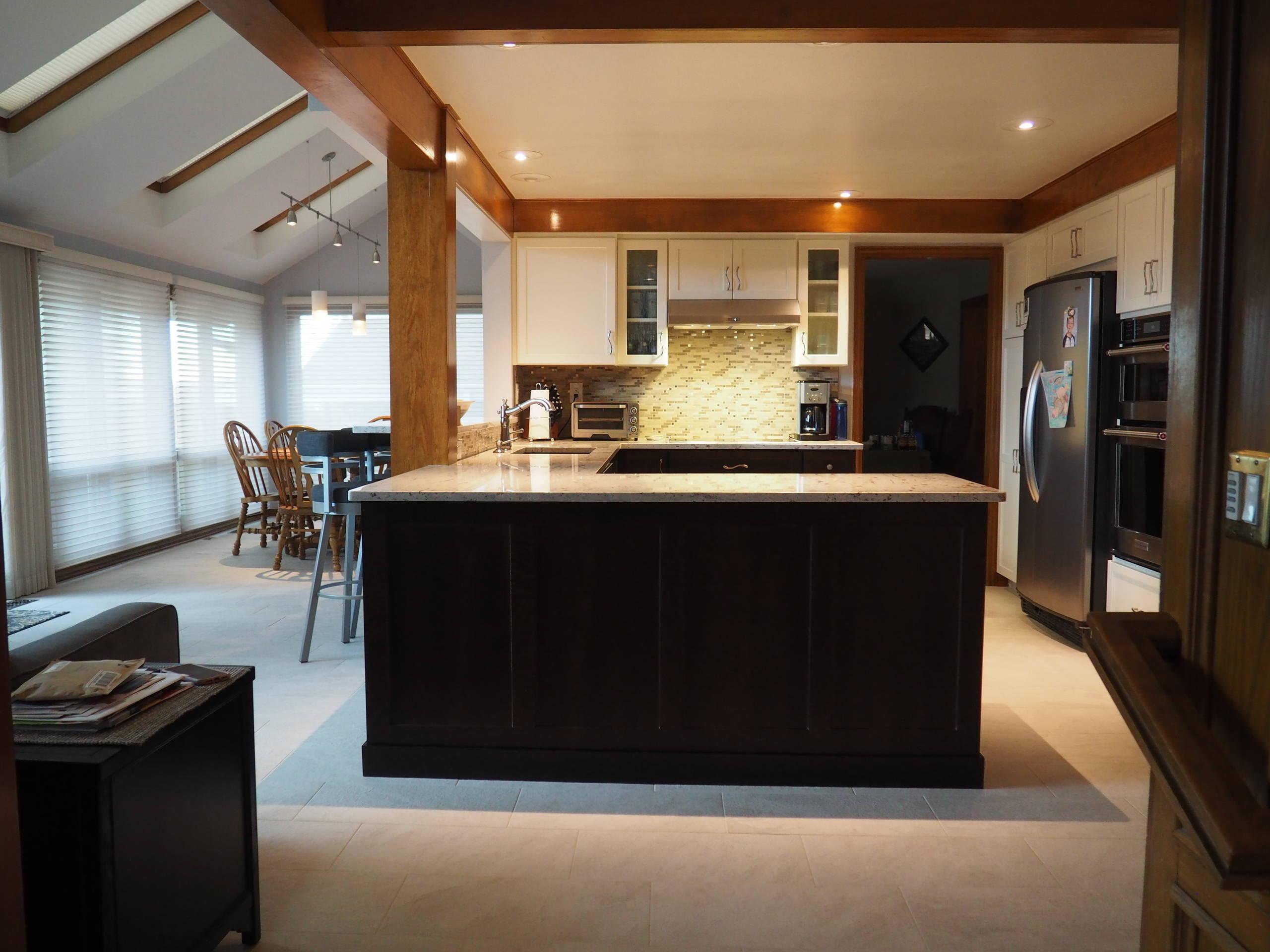 Heritage Greens Kitchen Update