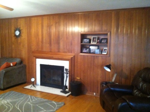 Need Help On The Wood Wall Living Room U0026 Foyer . Part 32