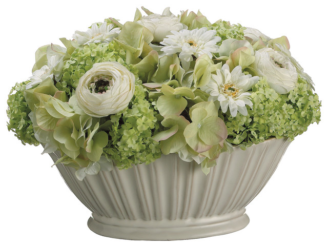 Allstate Floral Ranunculus Daisy And Hydrangea