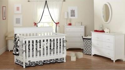 Graco Hartford 4 In 1 Convertible Crib Collection