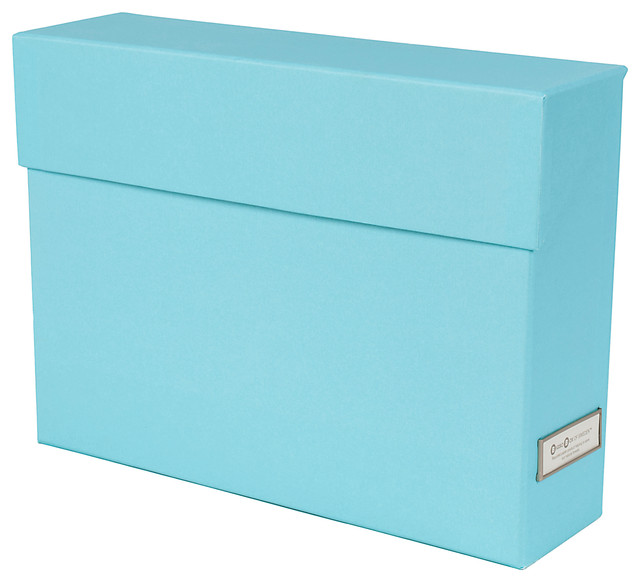 Bigso Box of Sweden Inc Lovisa Letter Size File Box  : modern desk accessories from www.houzz.com size 640 x 582 jpeg 46kB