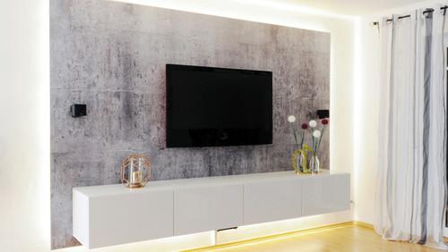 Benno Tv Meubel Ikea.Besta Wandmontage Tv Bank Ikea Besta 2020 02 03
