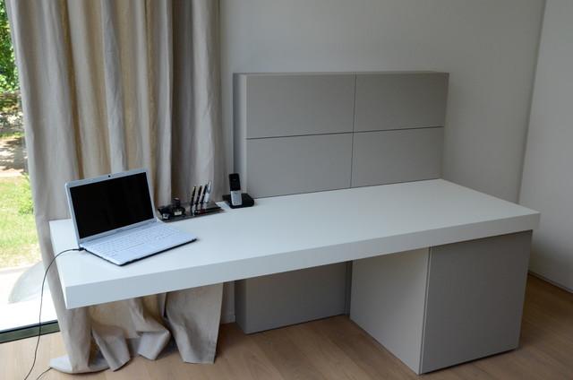 schreibtisch modern arbeitszimmer k ln von maus. Black Bedroom Furniture Sets. Home Design Ideas