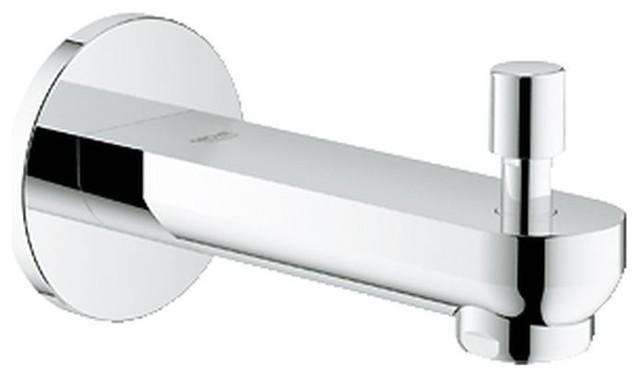 Eurosmart Cosmopolitan Tub Spout with Diverter, Chrome ...