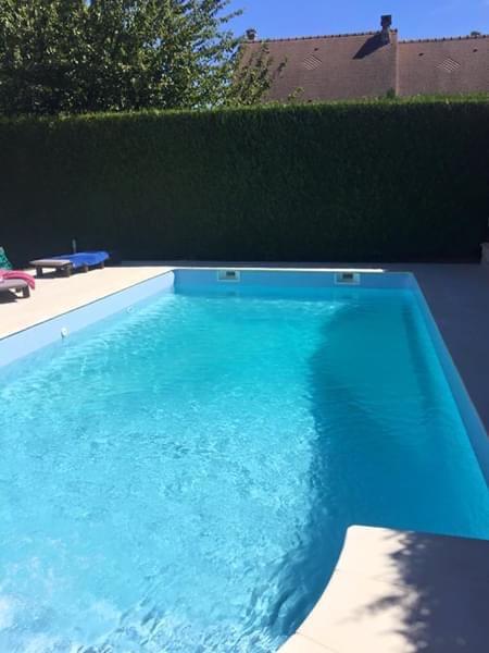 Avant/Après piscine Santeny