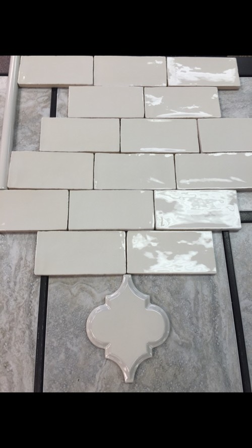 Subway Tile Install