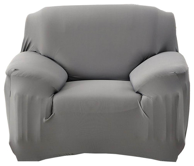 Stretch Soft Sofa Slipcover Single Seat Cushion Contemporary Slipcovers And Chair Covers By Blancho Bedding