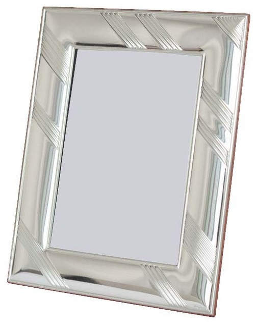 35x5 kenneth sterling silver picture frame contemporary picture frames
