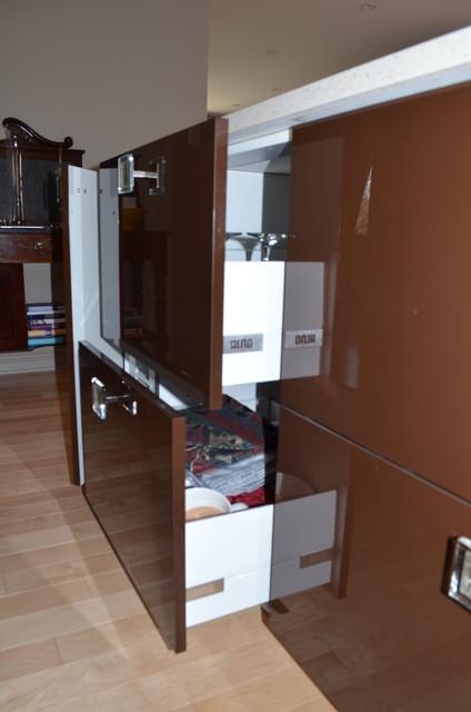 Our Kitchens Modern Kitchen Ottawa By Acco Kitchen And Bath