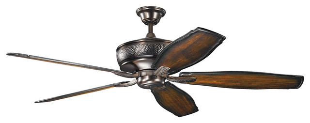 Kichler 300106obb 70 inch monarch fan southwestern ceiling fans kichler 300106obb 70 inch monarch fan aloadofball Image collections