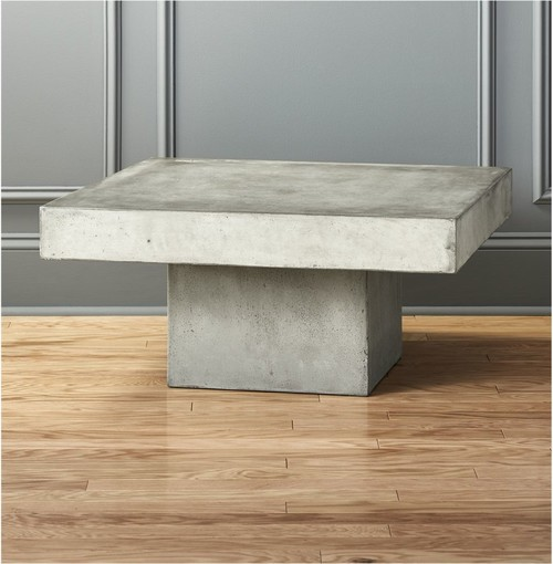 How Do You Remove Stains From A Concrete Table?