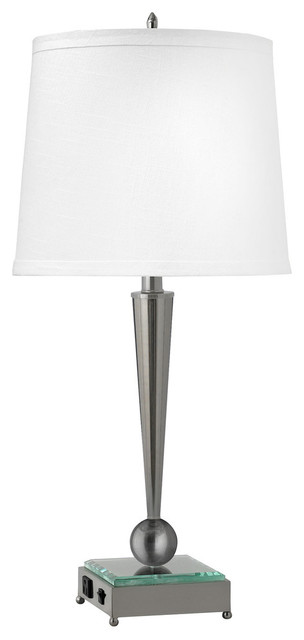Twin Light Double Nightstand Lamp Single Table Lamps  : table lamps from www.houzz.com size 304 x 640 jpeg 17kB