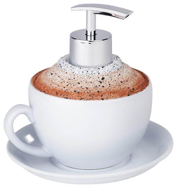 Cappuccino Soap Dispenser
