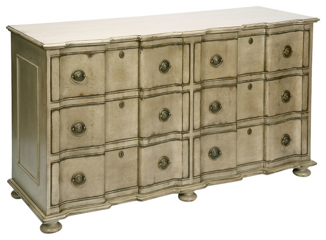 Milford 6-Drawer Dresser.