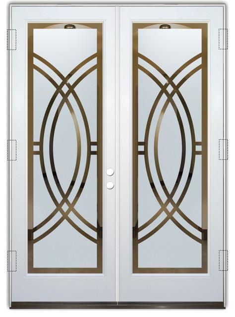 Front Entry Door Sans Soucie Art Gl