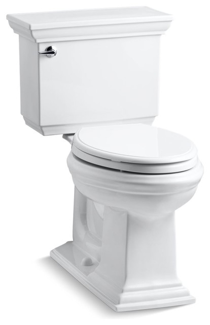 Memoirs Stately Comfort Height 2-Piece Elongated 1.6 GPF Toilet