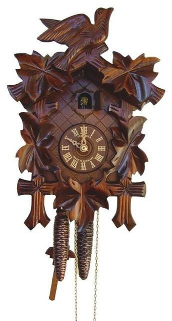 Schneider Cuckoo Clocks 1 Day Black Forest Traditional