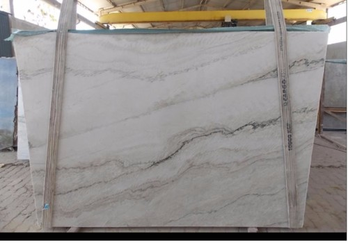 White Macaubas Quartzite Or Cambria Ella Quartz on Home Bar Counters For Sale