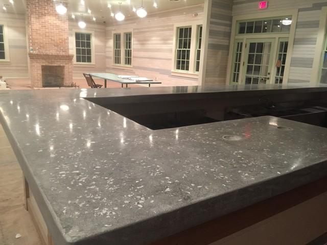 Custom Concrete Countertops With