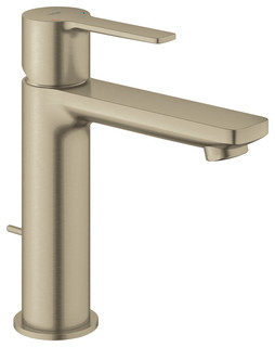 Grohe Lineare Single-Handle S-Size Bathtub Faucet, Brushed Nickel