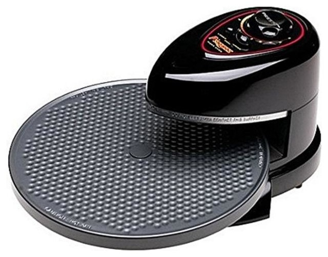 National Presto Industries  Pizzazz Plus Rotating Oven.