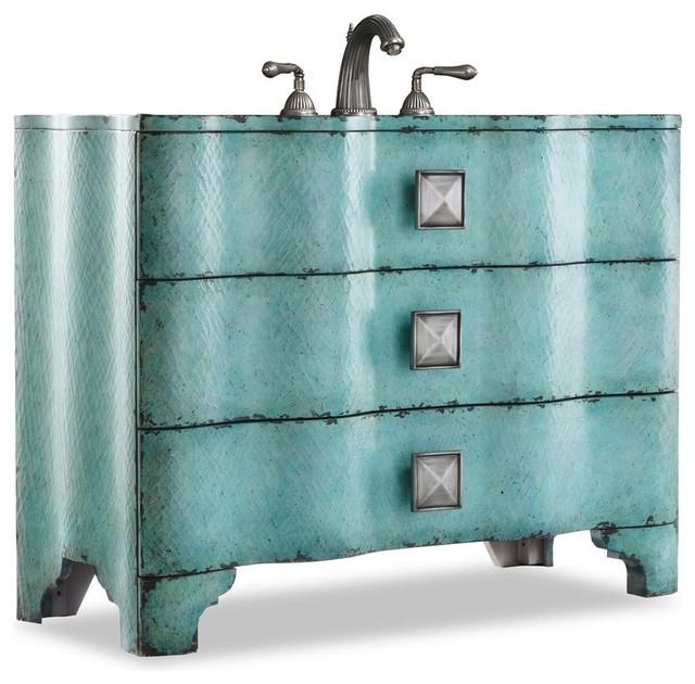 Designer Chambers Sink Chest.