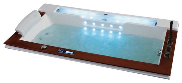 Sausalito Luxury Whirlpool Tub. -1