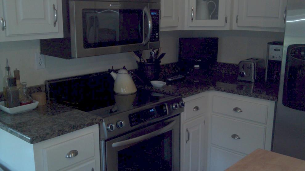Kitchen Crash Before