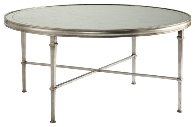 Lillian August Lombard Round Tail Table La82312 01