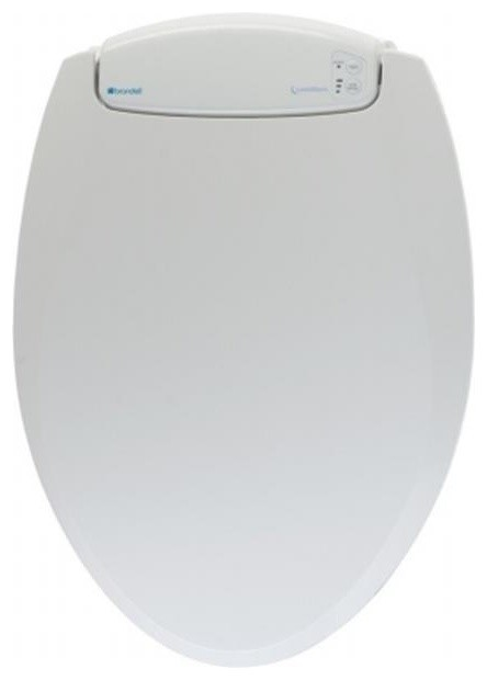 Swell Brondell L60 Ew Lumawarm Heated Nightlight Toilet Seat Elongated White Gmtry Best Dining Table And Chair Ideas Images Gmtryco