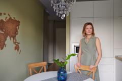 В гостях Ремонт трёхкомнатной квартиры за 7 недель (17 photos)