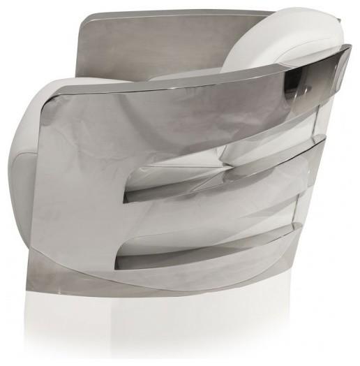 Superb Aero Chair White