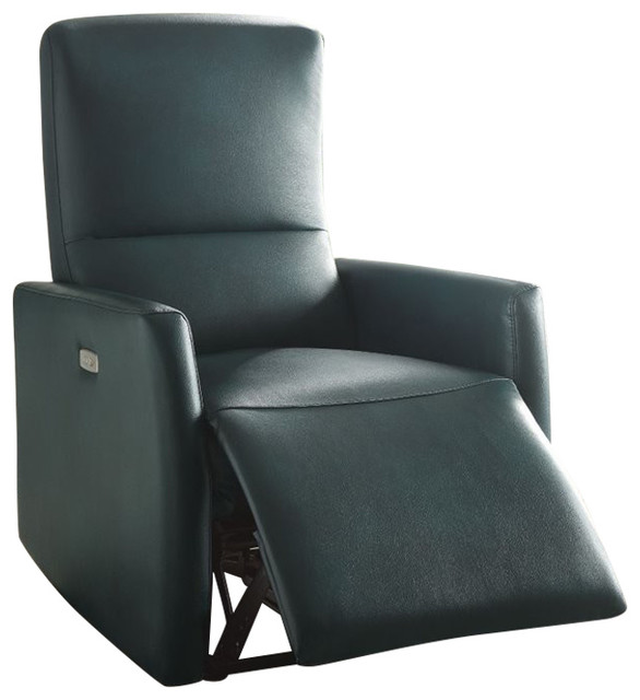 Acme Furniture Raff Leather Aire Power Motion Recliner