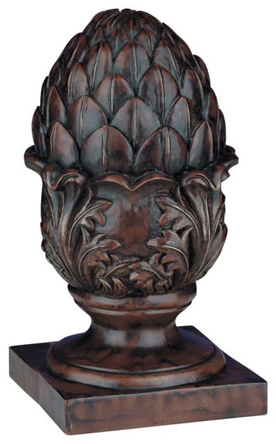 Pineapple Sculpture Traditional Decorative Objects And