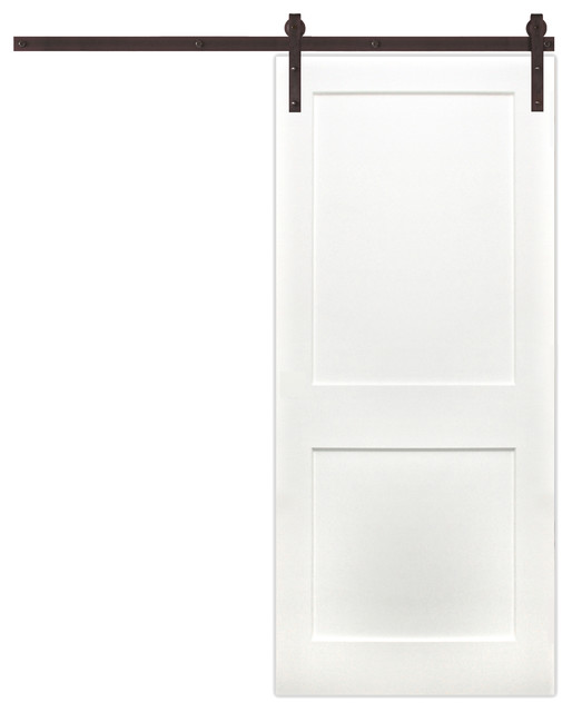 Oden Sliding Barn Door With Hardware 42 X84