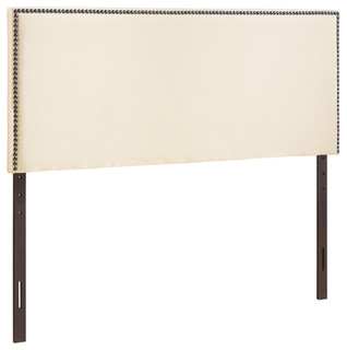 Region Full Nailhead Upholstered Headboard