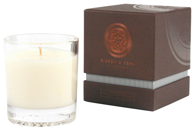 Natural Wax Scented Candle, Pumpkin Brulee