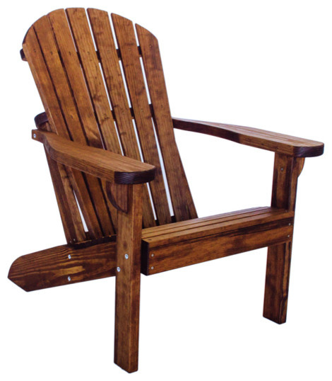 Eugene Quality Outdoor Patio Adirondack Chair.